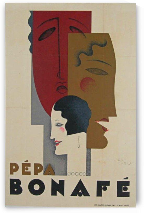 Pepa Bonafe original vintage poster by VINTAGE POSTER