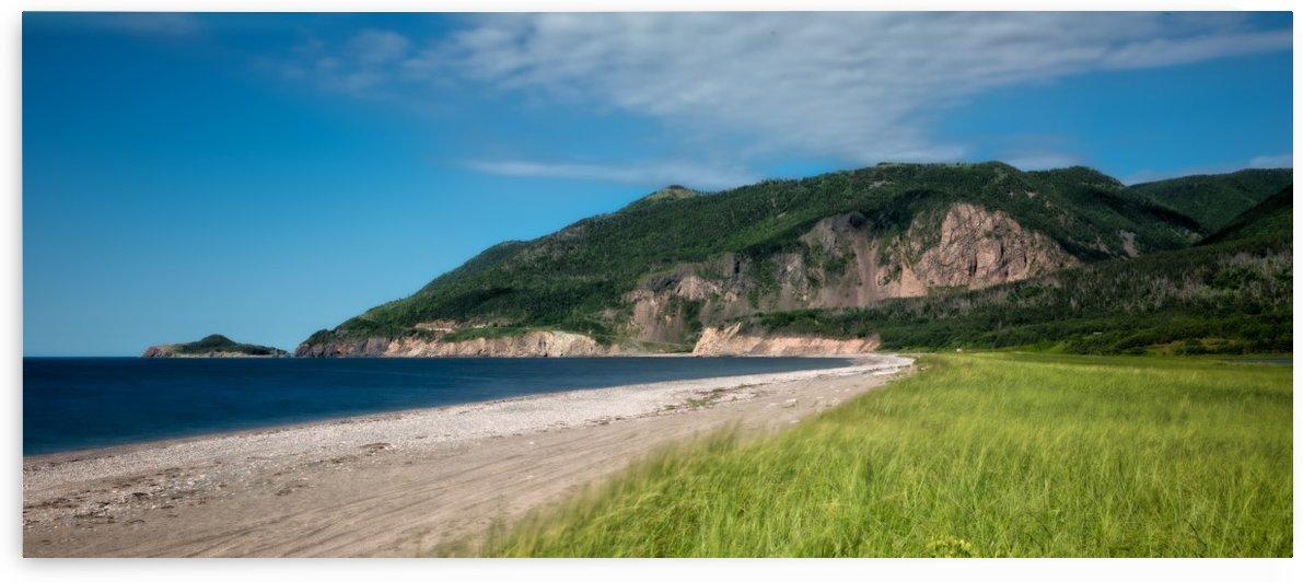 Petit Etang Beach Memories by Michel Soucy