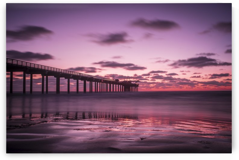 LaJolla Bridge by Fabien Dormoy