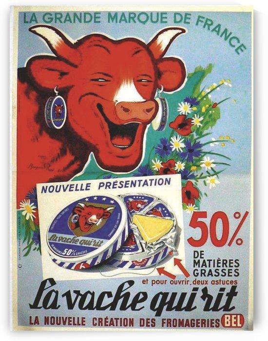 Vintage Affiche La Vache qui rit by VINTAGE POSTER