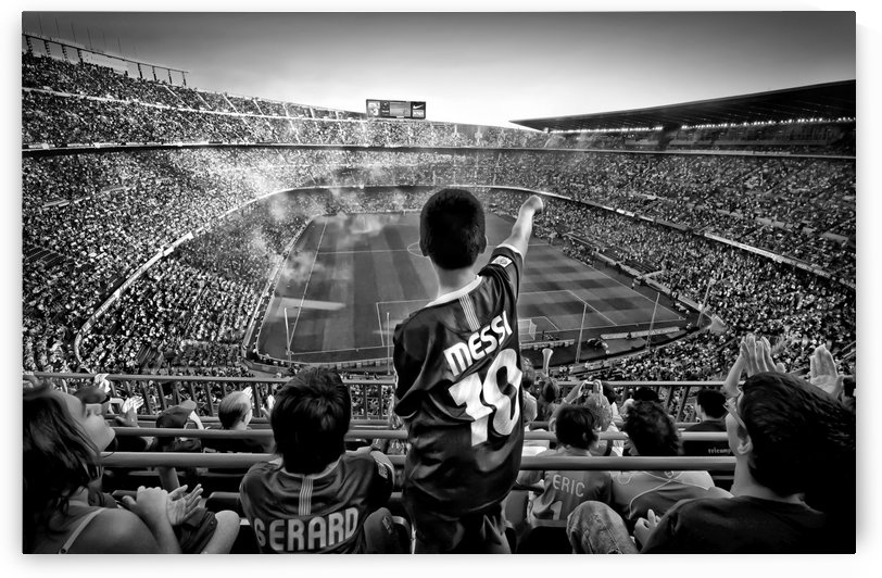 Cathedral of Football by 1x
