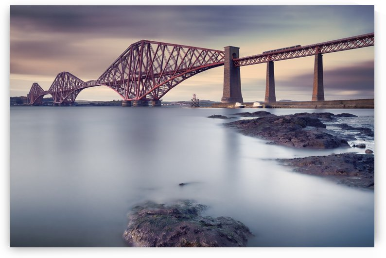 Forth Rail Bridge by 1x