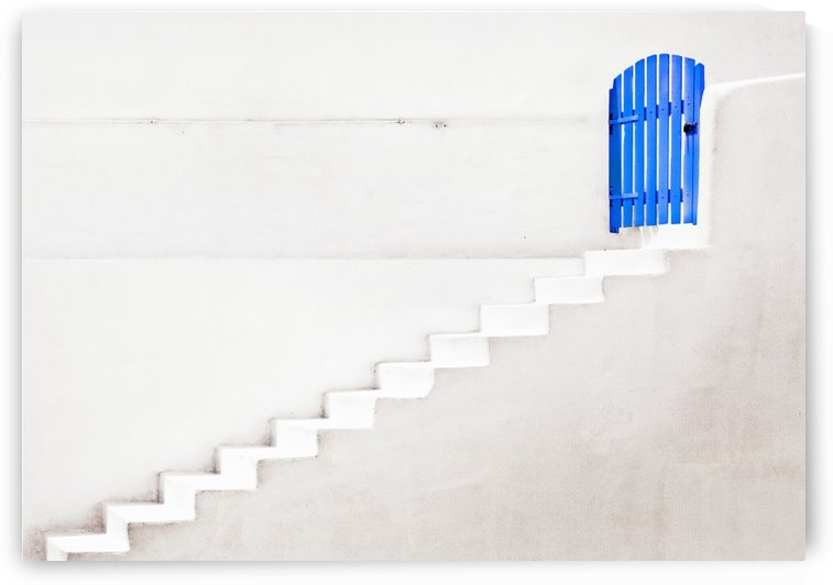 the blue gate by 1x