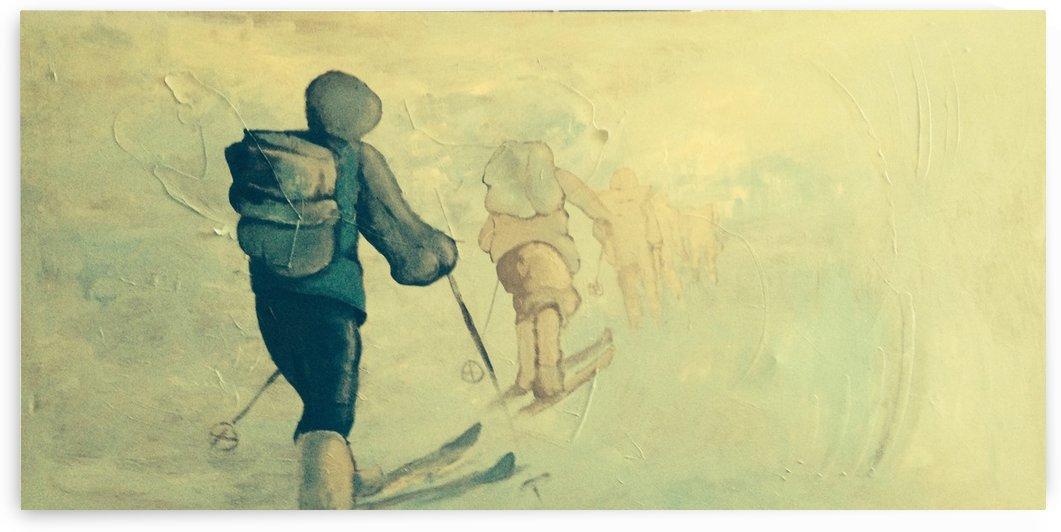 Winter Soltice by Mikki KV Nylund