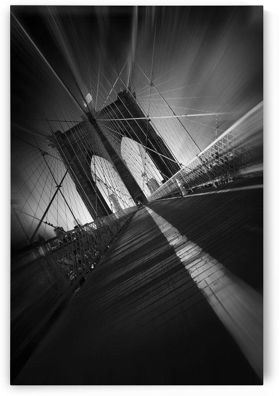 Brooklyn bridge by 1x