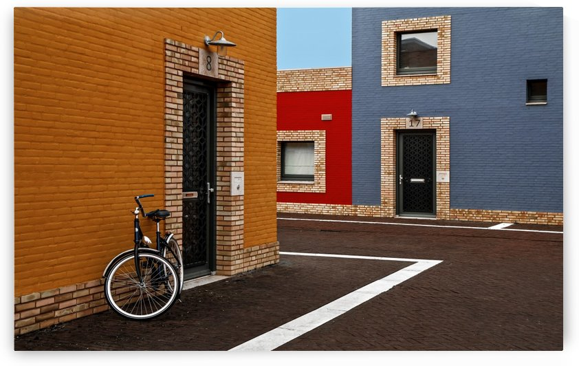 colored facades by 1x