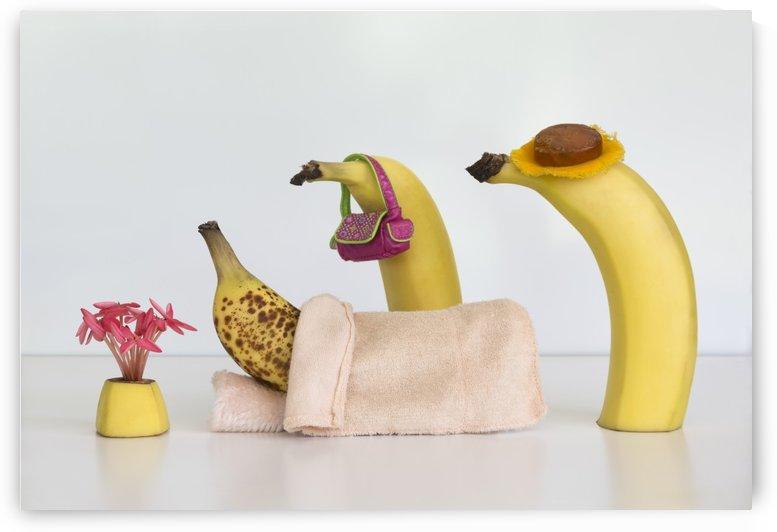 Sick Banana by 1x