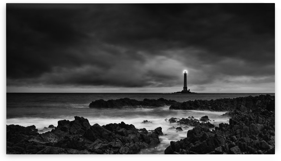 Goury Lighthouse by 1x