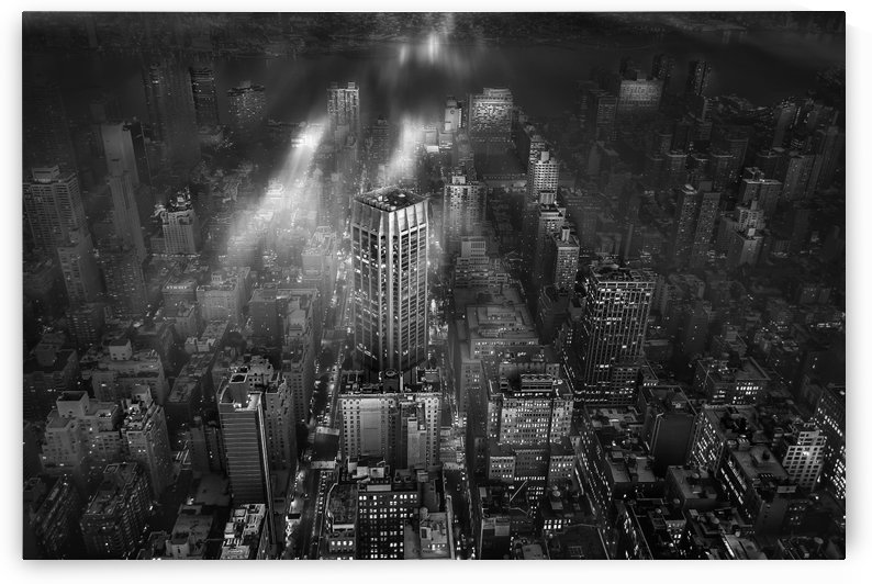 New York City by 1x