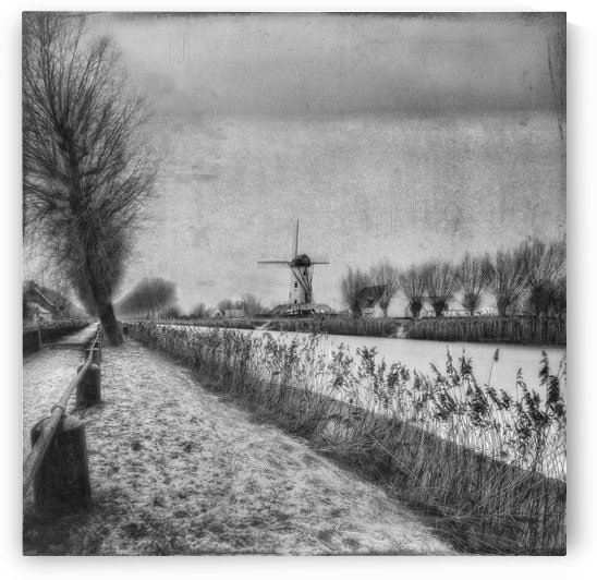 My beloved flat country: Damme by 1x