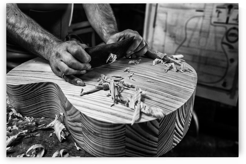 Le Luthier by 1x