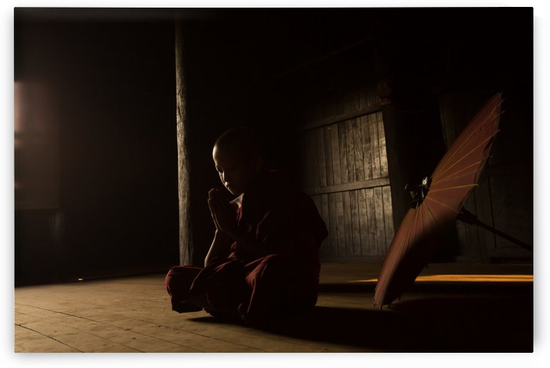 Meditation by 1x