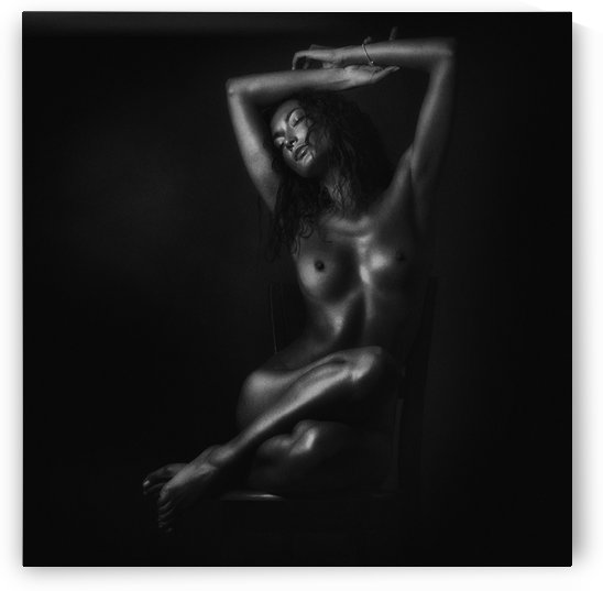 Nude in black by 1x