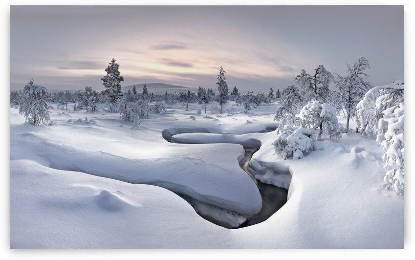 KiilopA¤A¤ - Lapland by 1x