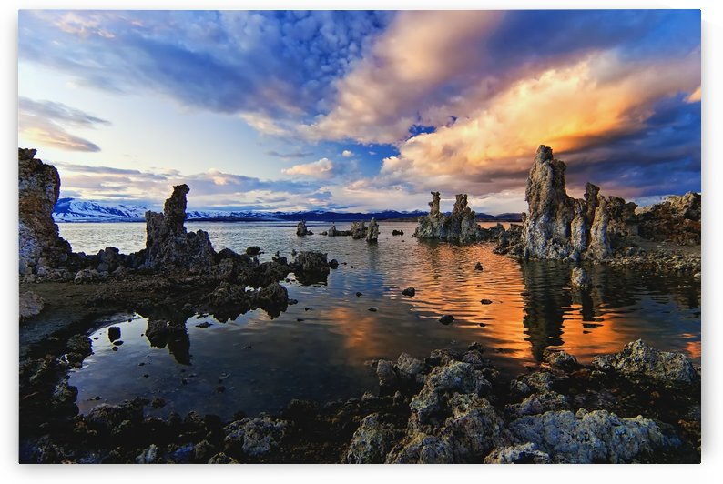Magical Mono Lake by 1x