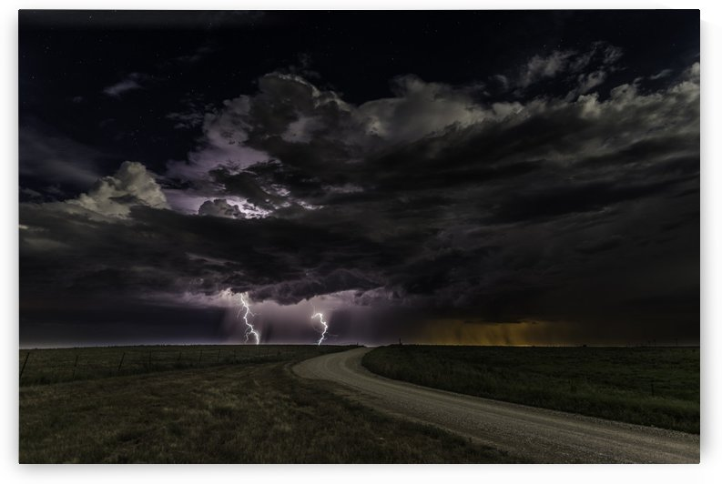Prairie Lightning by 1x