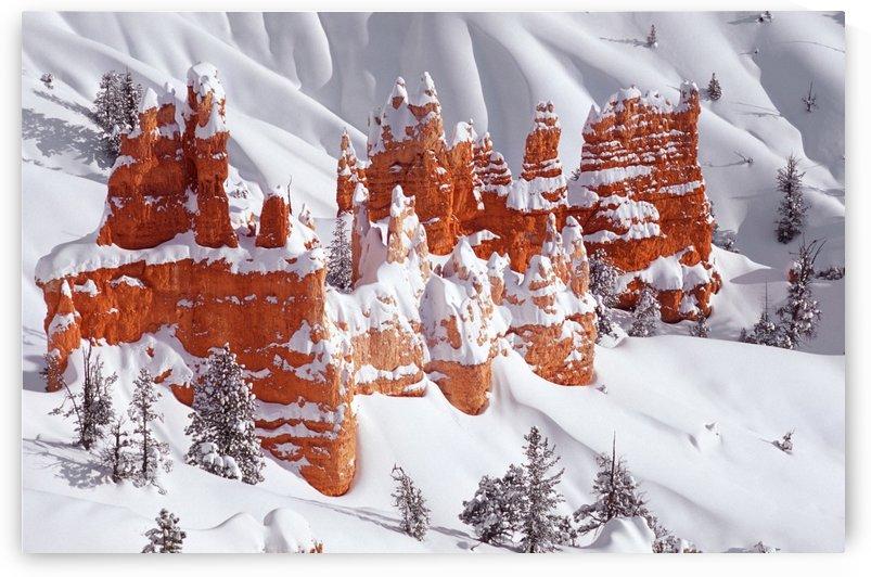 Red Rock Castle by 1x