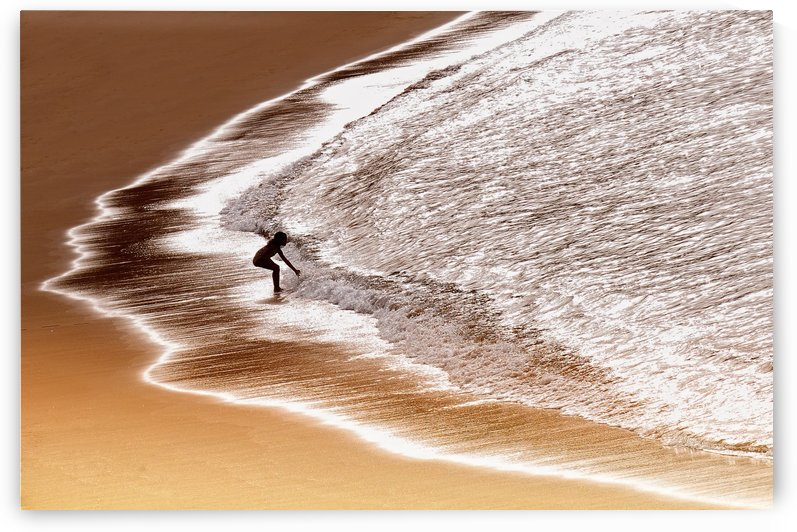 Enjoy Seawater by 1x