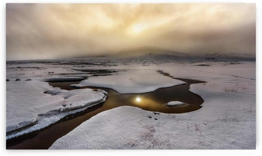 Golden Iceland by 1x