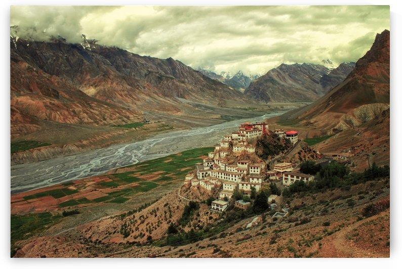 Ki Monastery by 1x