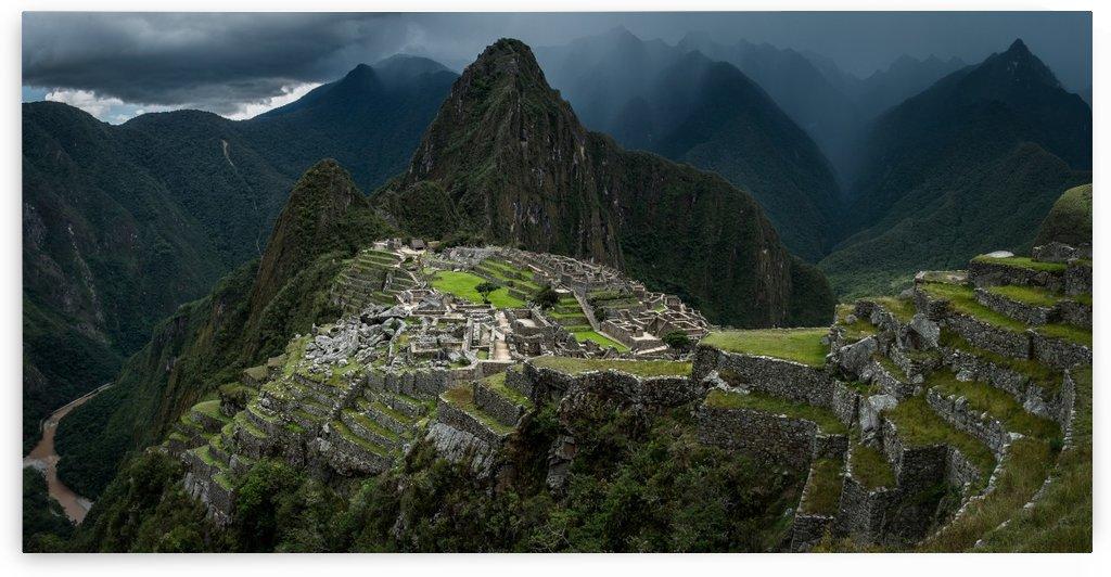 Machu Picchu, Peru by 1x