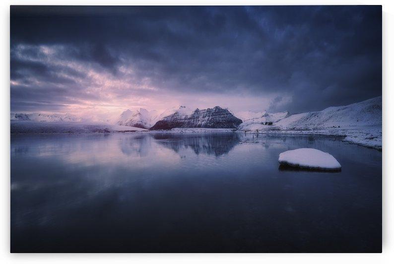 Quiet frost light II by 1x