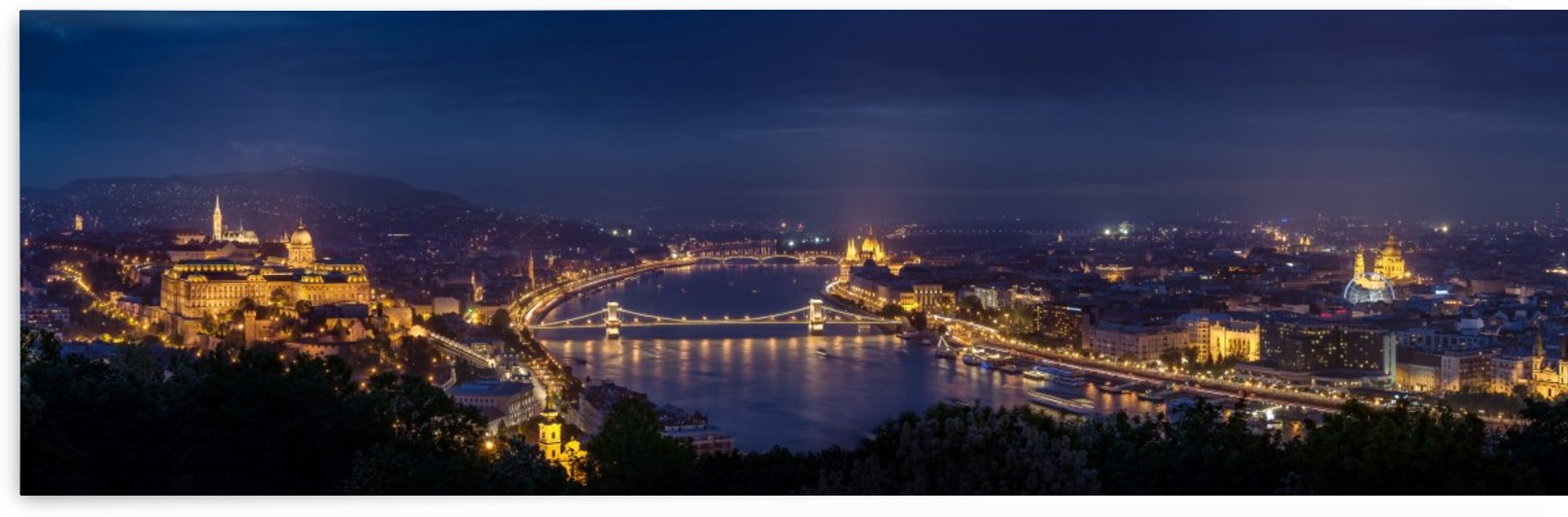Budapest by 1x