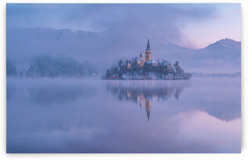 Lake Bled by 1x