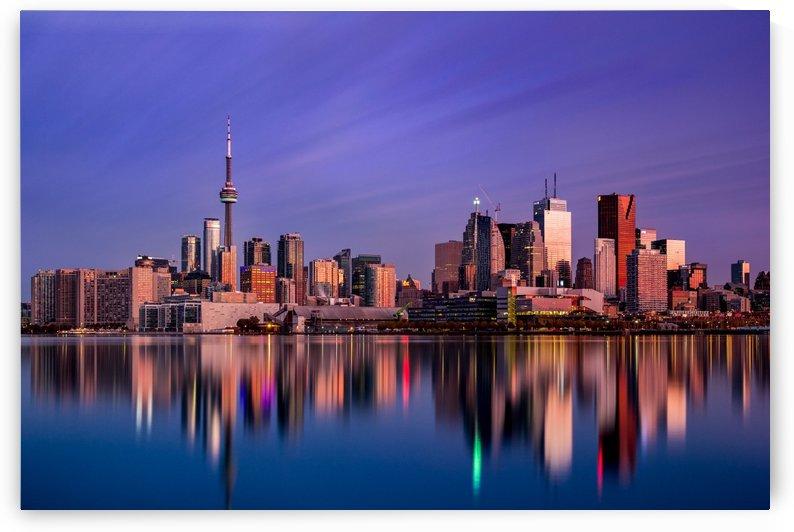 Toronto Sunrise by 1x