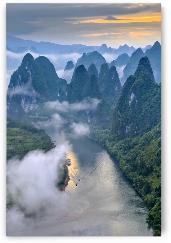 Li River by 1x