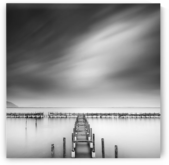 The old Pier by 1x