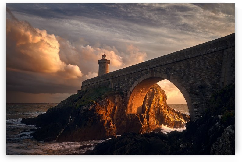 Under the Bridge by 1x