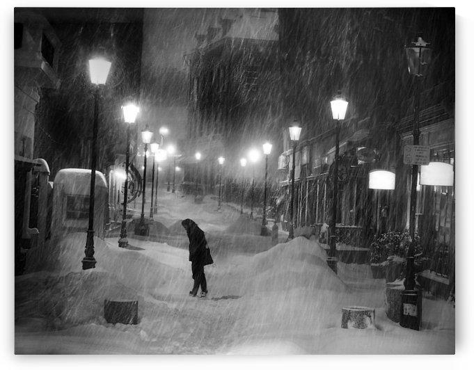 tombe la neige... by 1x