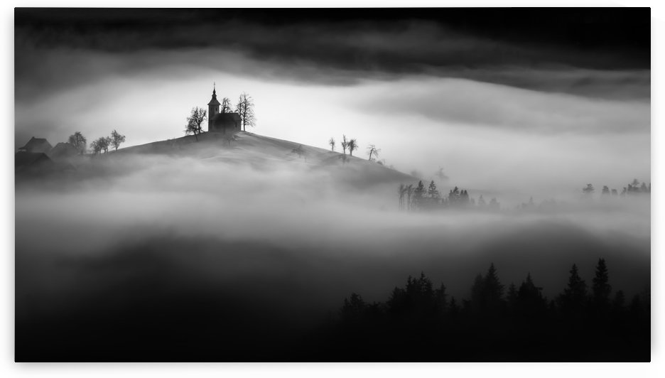 Above the mist by 1x