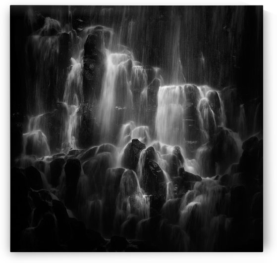 The veiled beings --- Ramona Falls by 1x