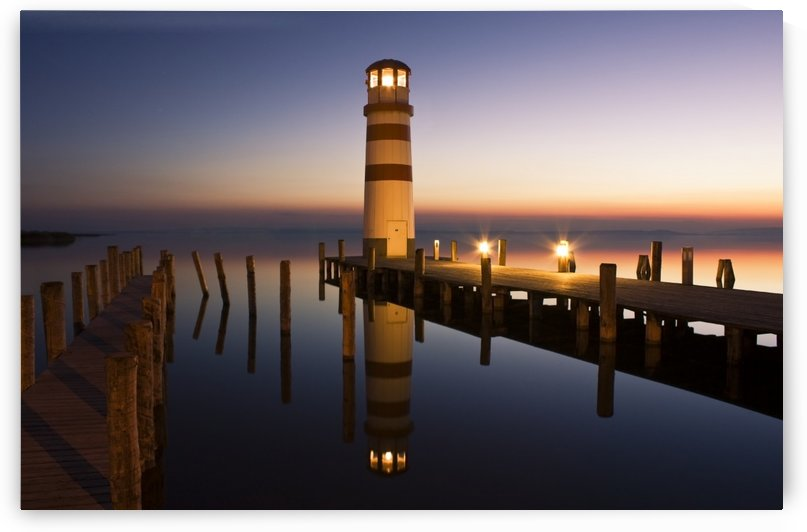 Lighthouse impression by 1x