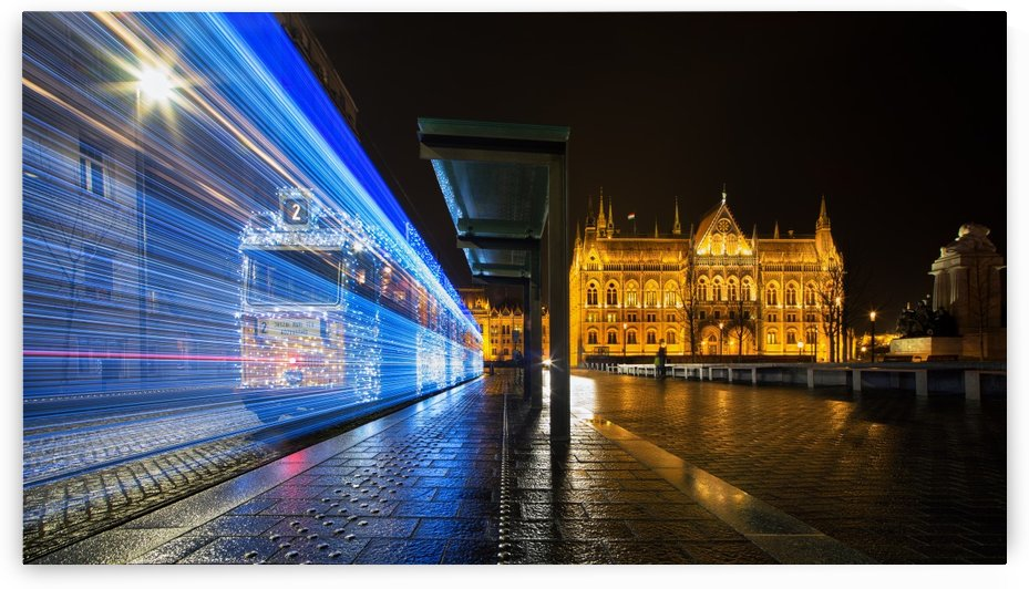Next stop - Budapest Parliament by 1x