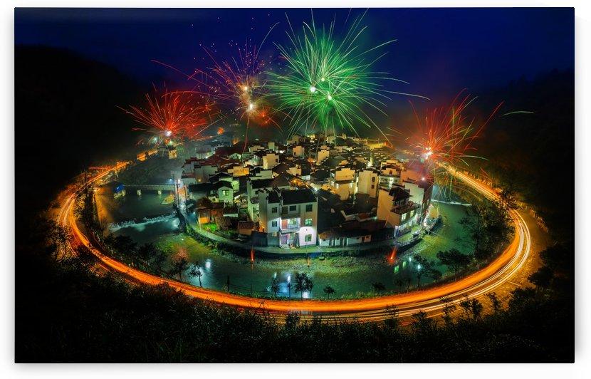 Lantern festival celebration by 1x