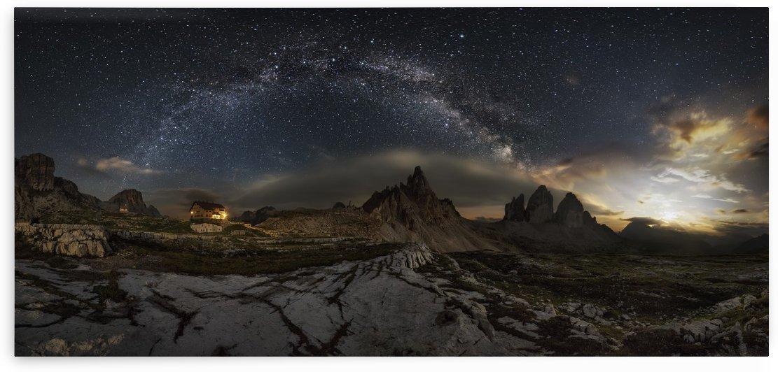 Galaxy Dolomites by 1x