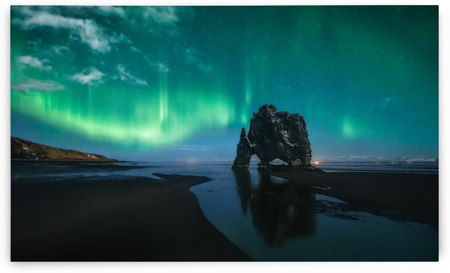 Under the Northern Lights by 1x