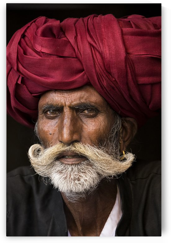 Man from Rajasthan by 1x