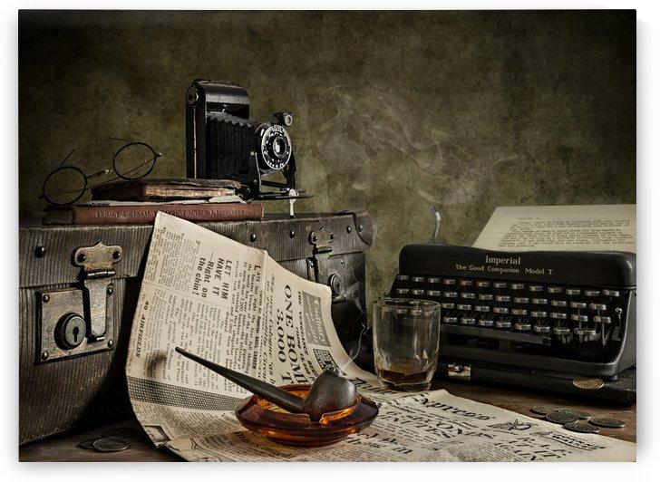 Jonnie Walker War Correspondent by 1x