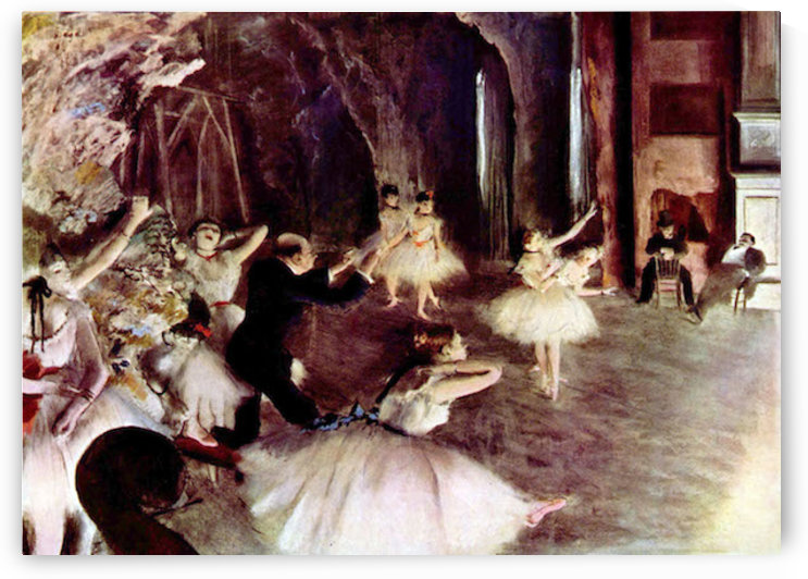 Stage Probe by Degas by Degas