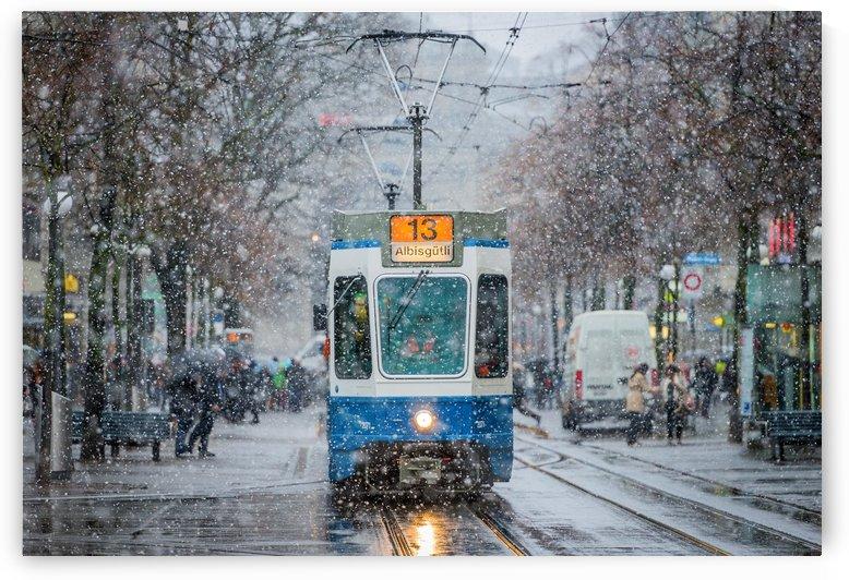 Morning in Zurich by 1x