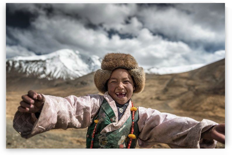 Smile {Tibet} by 1x