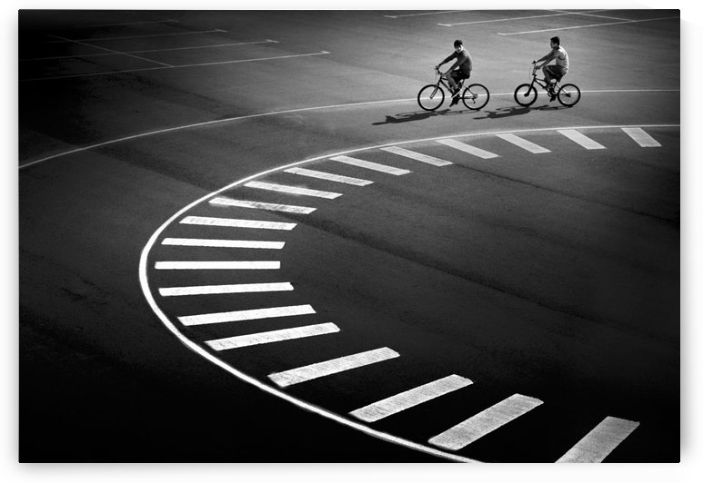 Bicycle track by 1x