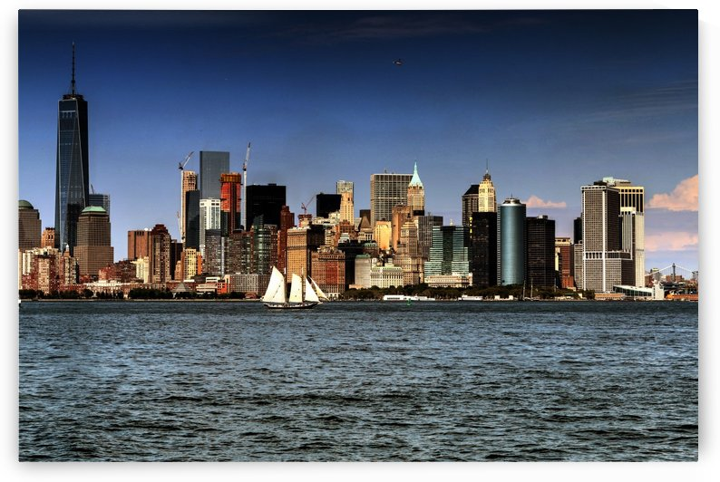 new york new york by tom Prendergast