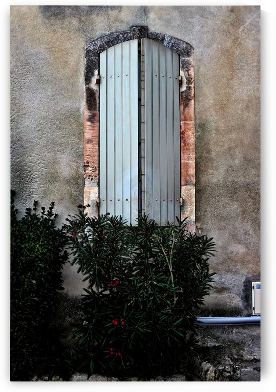 a window in france by tom Prendergast