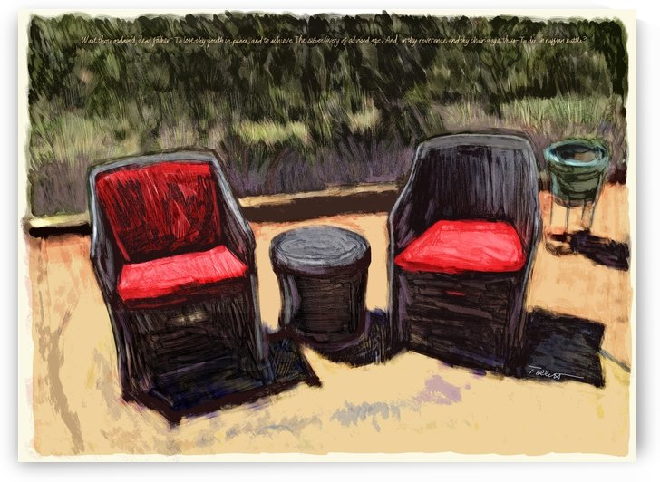 Chair Days by JT