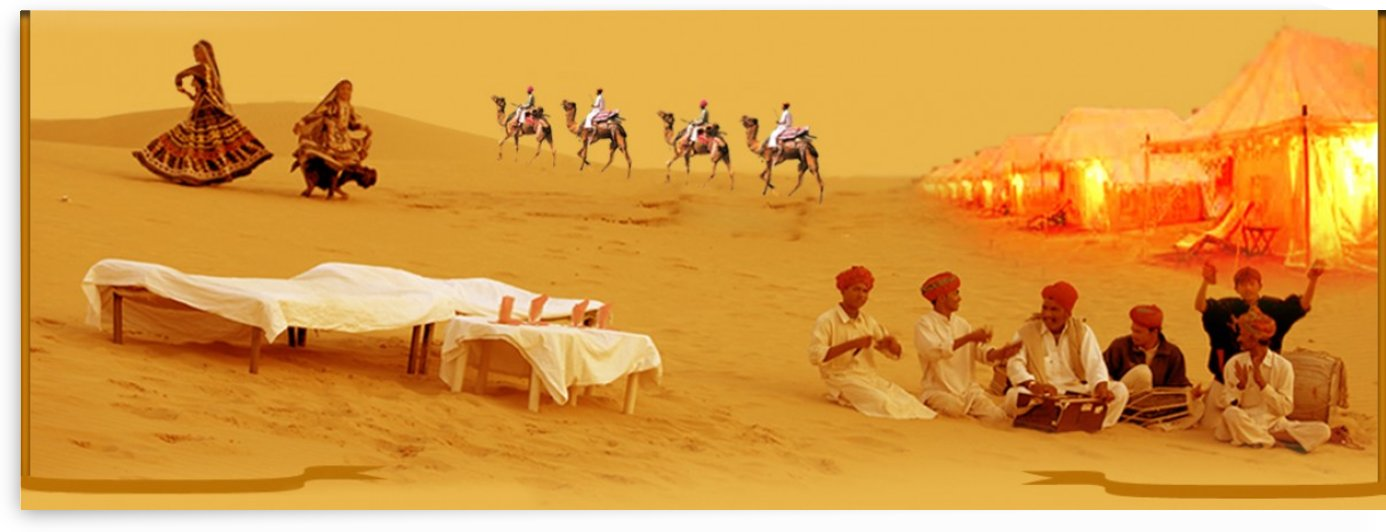 Rajasthan Tours by Ana Smith